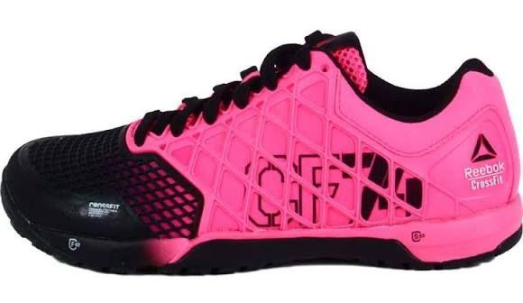 b4eb989a16342a Crossfit Reebok Crossfit Nano 4.0 Solar Pink   Black Woman ...