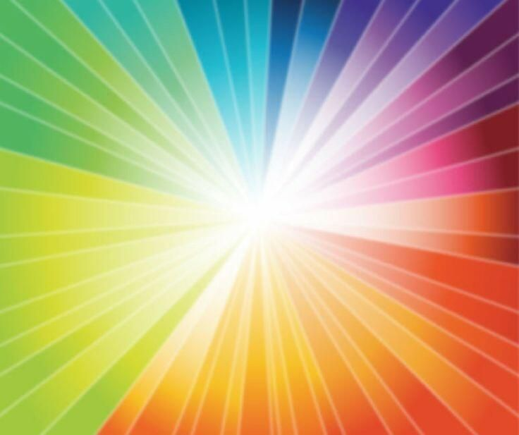 Alebidun Social Media On Rainbow Wallpaper Vector Free Rainbow