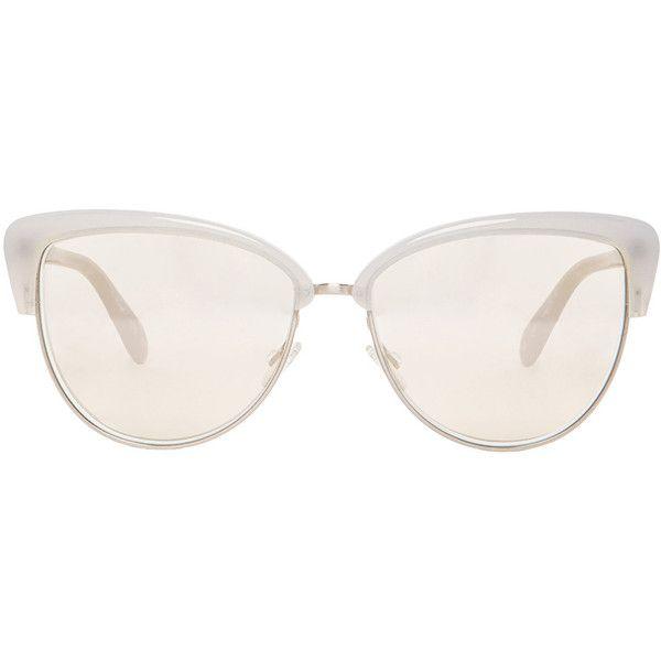 Oliver Peoples Alisha Sunglasses found on Polyvore