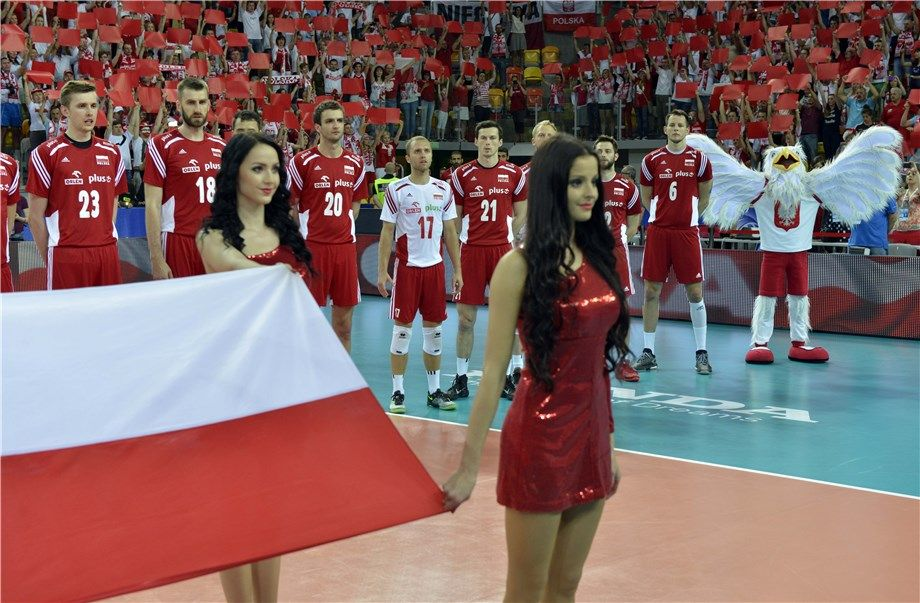 News Detail Poland Maintain Winning Record With 3 2 Over Iran Fivb Volleyball World League 2015 Siatkowka Sport