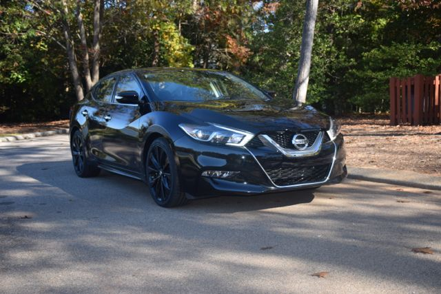 2017 Nissan Maxima Sr Midnight Edition Nissan Maxima Nissan My Ride