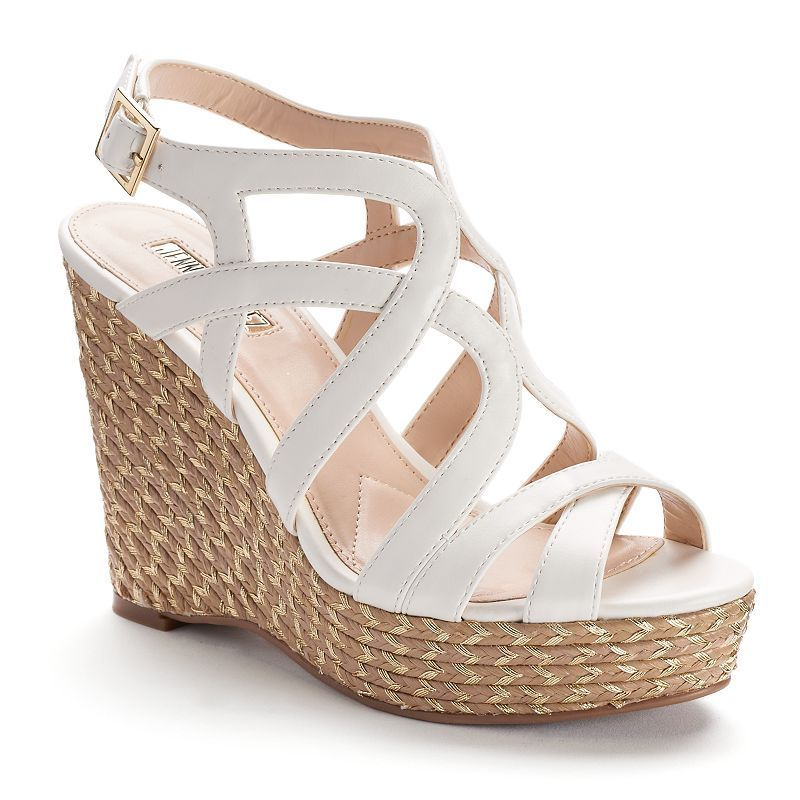 45da8b052 Jennifer Lopez Women's Espadrille Wedge Sandals in 2019 | Products ...