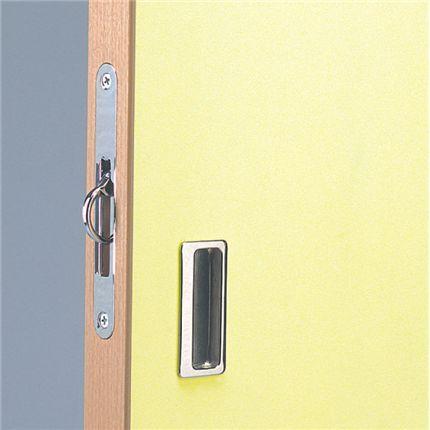 Daloc T17 sliding door, recessed- Daloc T17 sliding door, recessed …