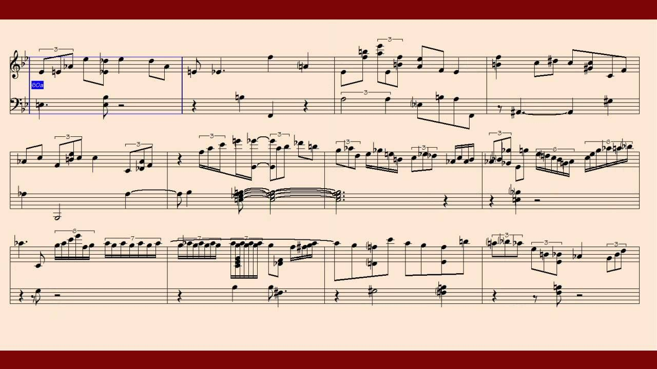 Oscar peterson days of wine and roses transcribed study guide oscar peterson days of wine and roses transcribed study guide hexwebz Gallery