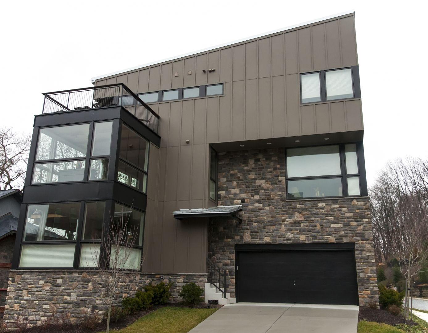Amazing Modern House Siding Ideas | Home Design and Decor ... on Modern Vinyl Siding Ideas  id=81587