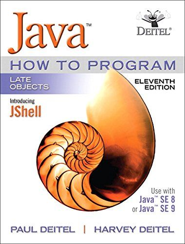 java how to program 5th edition pdf free download