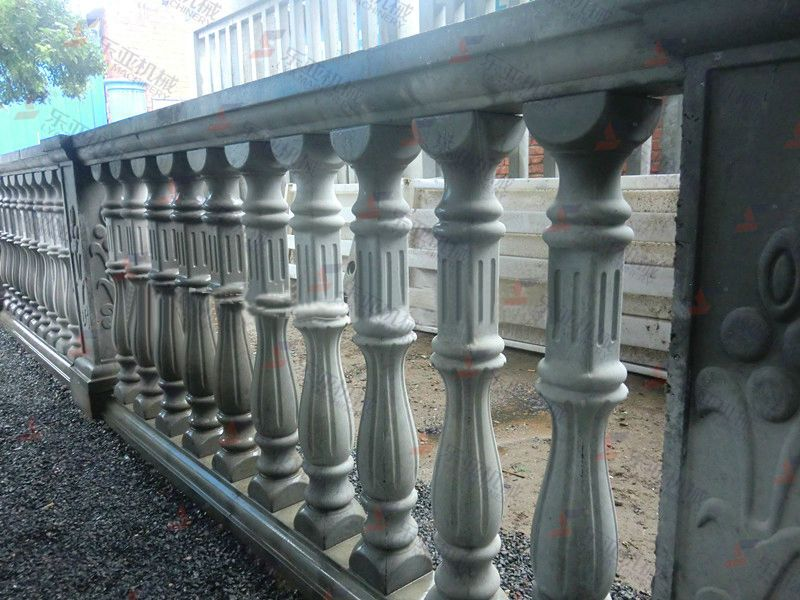 Best Durable Plastic Concrete Baluster Molds For Sale Rund 400 x 300