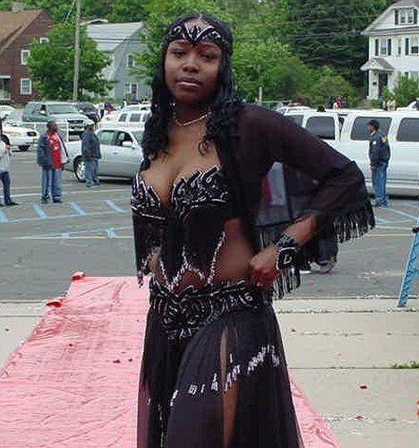 Prom Night At Camden High School, New Jersey