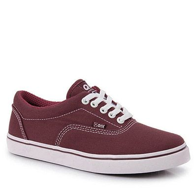1cbca4e227 Tnis Allan Mesquita Feminino Vermelho sapatos t