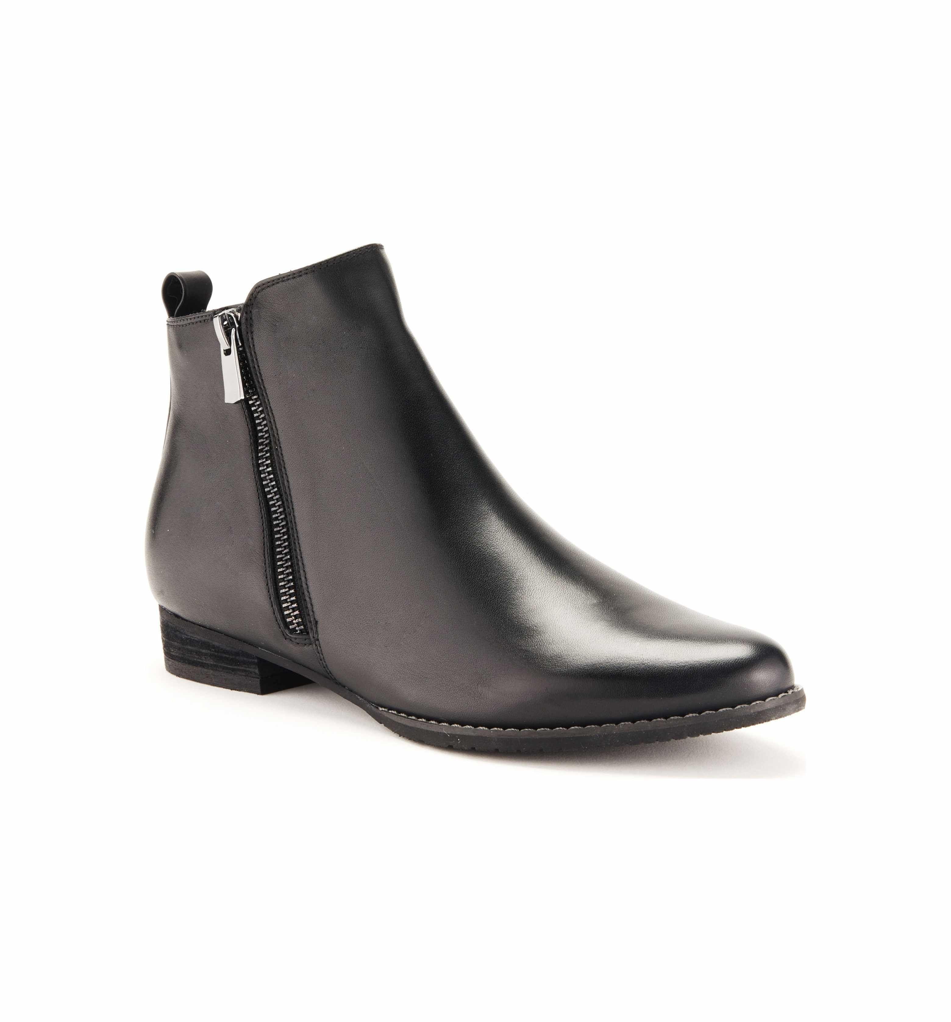 Blondo Lynne Waterproof Bootie (Women)   Nordstrom. Black Leather Ankle  BootsSoft ...
