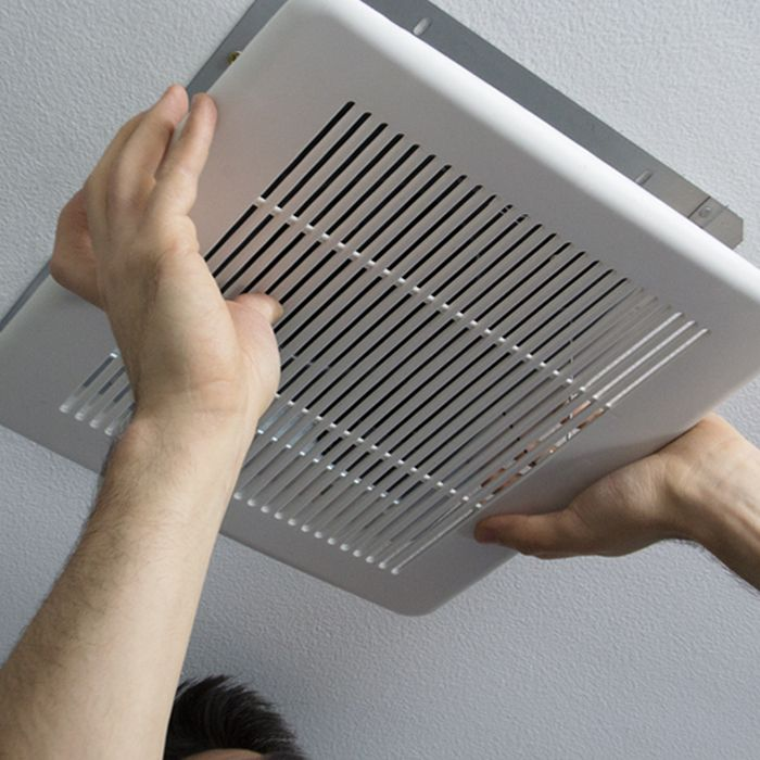 Install a Bathroom Exhaust Fan  Indoor home projects