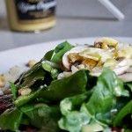 Giornate senza tempo, frigorifero semivuoto e insalata salva tutti