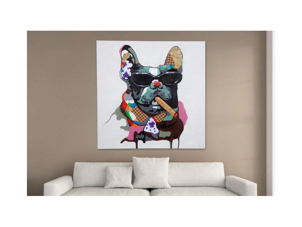 Obraz Pop Art Big Boss Hund Duzy Obrazy Invicta Interior Pop Art Art Hanging Art