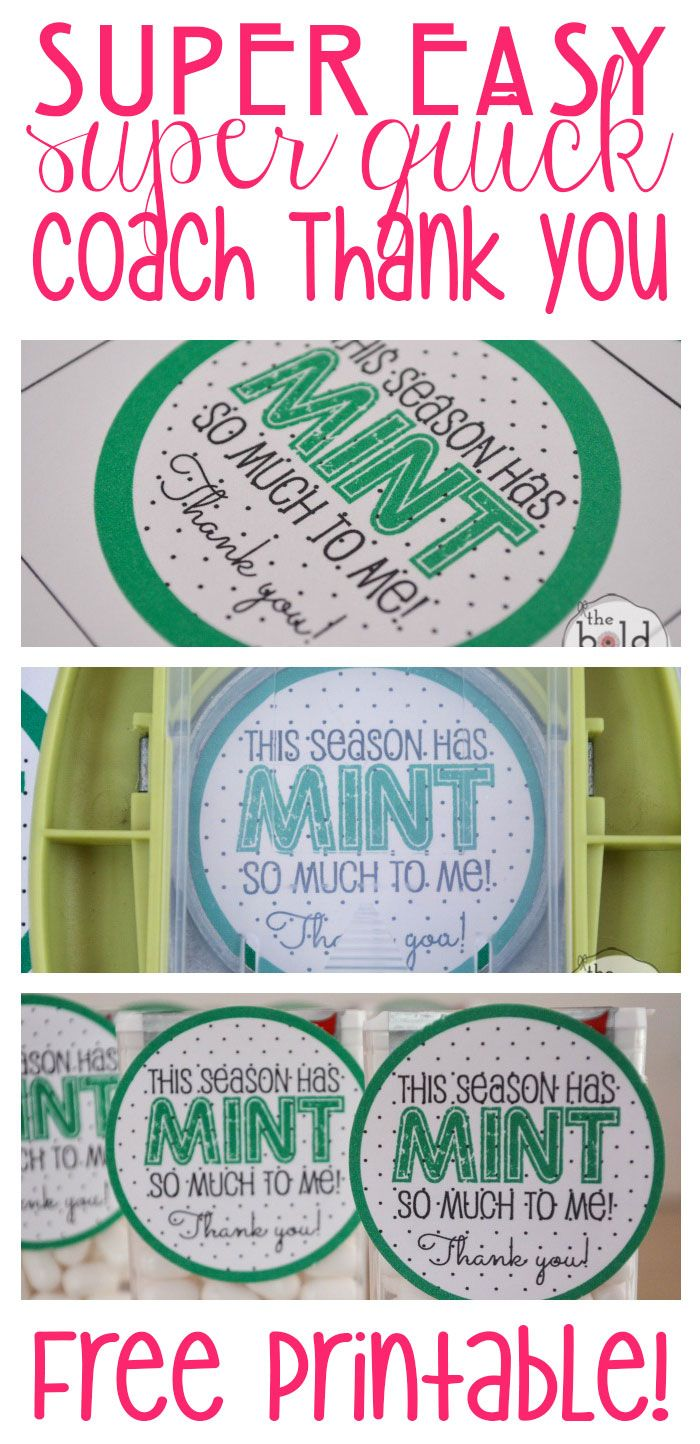 This is an image of Accomplished Thank You for Your Commit Mint Free Printable