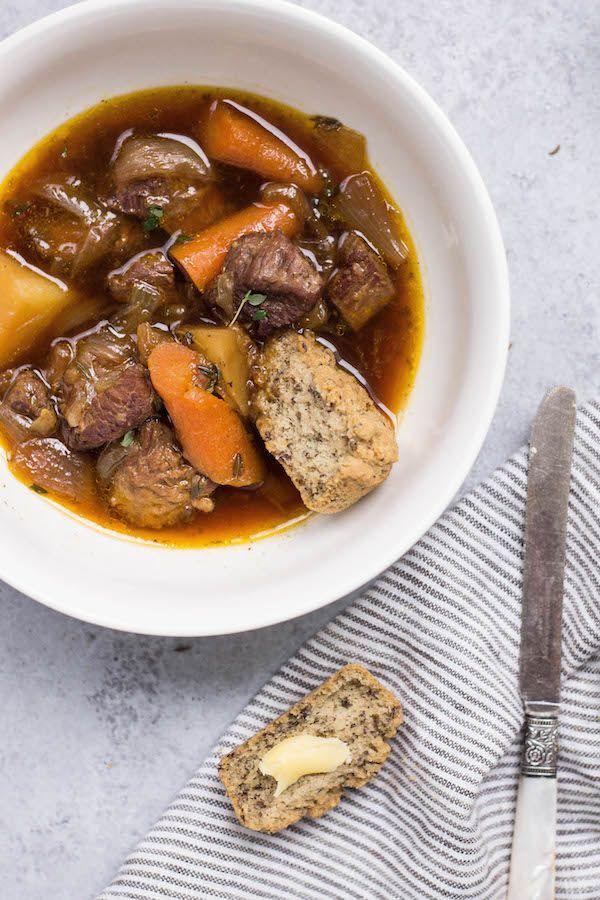 Irish Instant Pot recipes for St. Patrick's Day: Instant Pot Irish Lamb Stew| Food by Mars