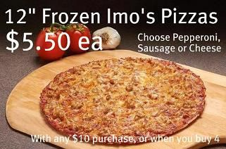 Go Make Room In Your Freezer Right Now Imospizza Stl