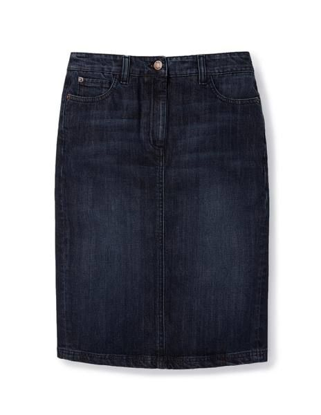 a72469453b Denim Pocket Pencil WG575 Knee Length Skirts at Boden   >my ...