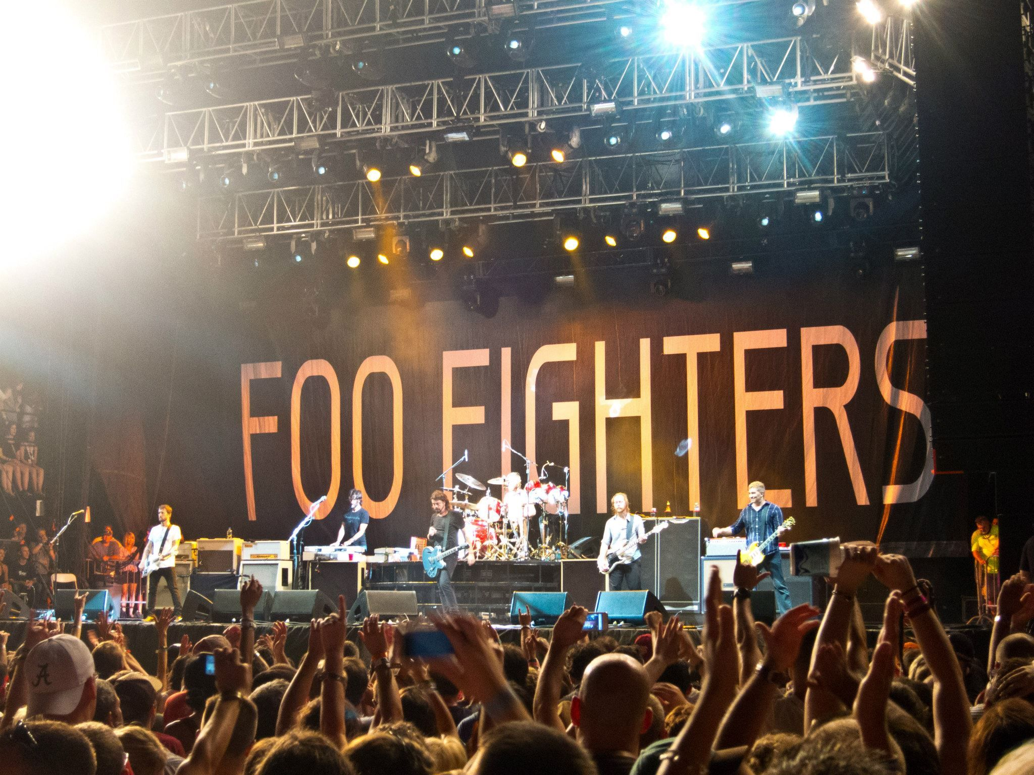 Foo Fighters Back On Tour Check Out Their Schedule And Get Tickets To See The Perform Live