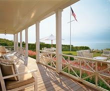 Love this veranda...And the view...