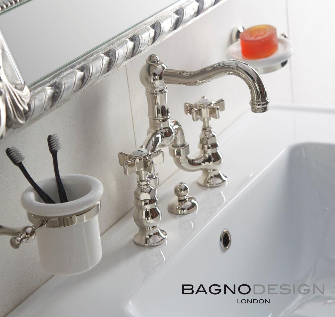 Bagno Design London For A Truly Co Ordinated Finish The Bloomsbury Collection