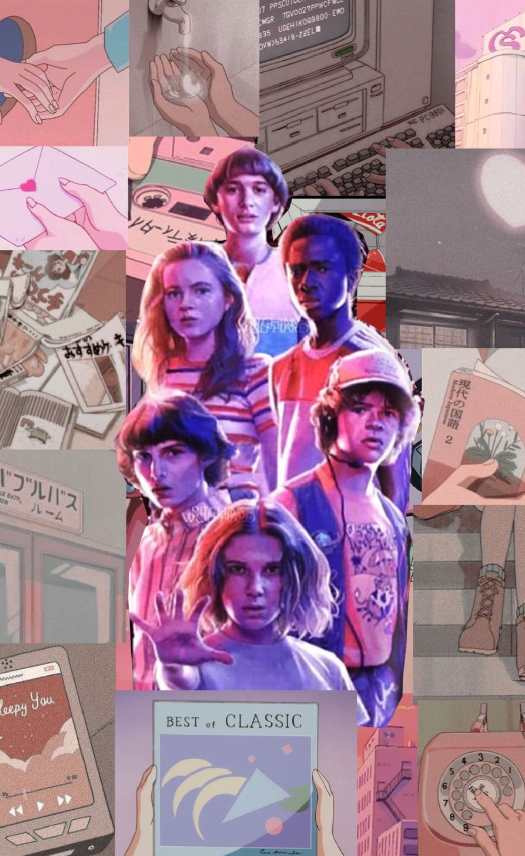 Stranger Things Season 3 Wallpaper Stranger Things