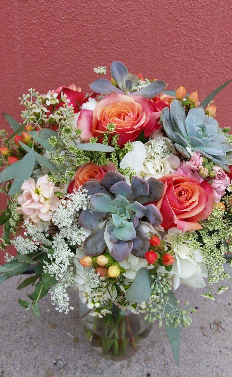 Rhonda Nichols, wedding florist in Colorado Springs | Bouquet ...