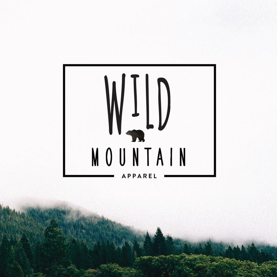 Introducing Wild Mountain Apparel- casual wear that reflects an adventurous lifestyle.  Coming Summer 2015!  Branding by: Studio 9 Co.