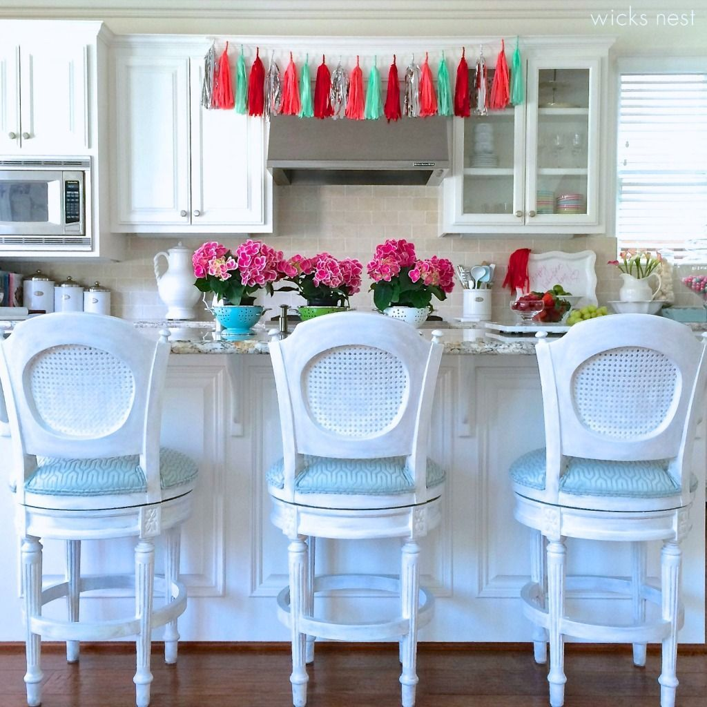 Preppy Home: 50+ Preppy Kitchen Inspirations