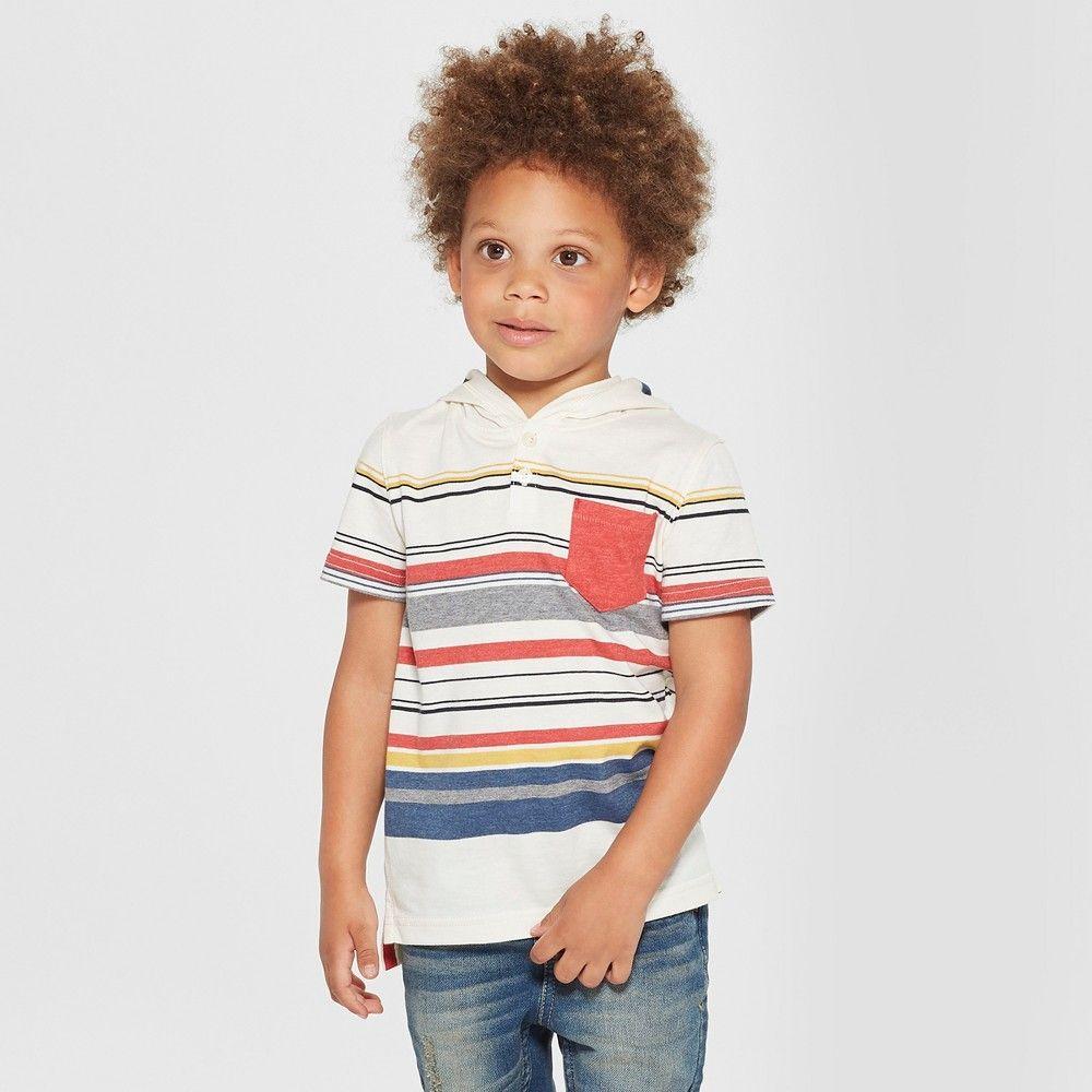 Toddler Boys' Genuine Kids Oshkosh Short Sleeve