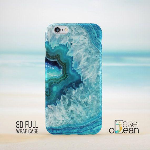iphone 7 blue galaxy phone case