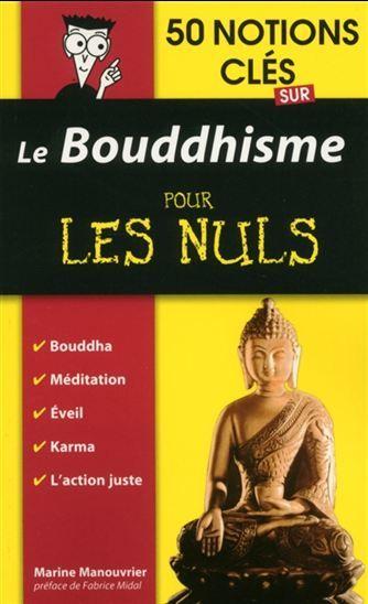 Une présentation synthétique de cinquante principes essentiels du bouddhisme : Bouddha, le dharma, le samsara, les quatre nobles vérités, etc. Cote: BQ 130 M36 2015