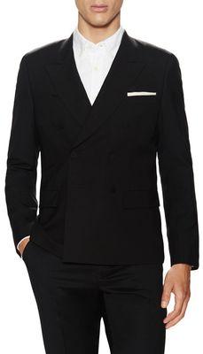 Notch Lapel Jacket