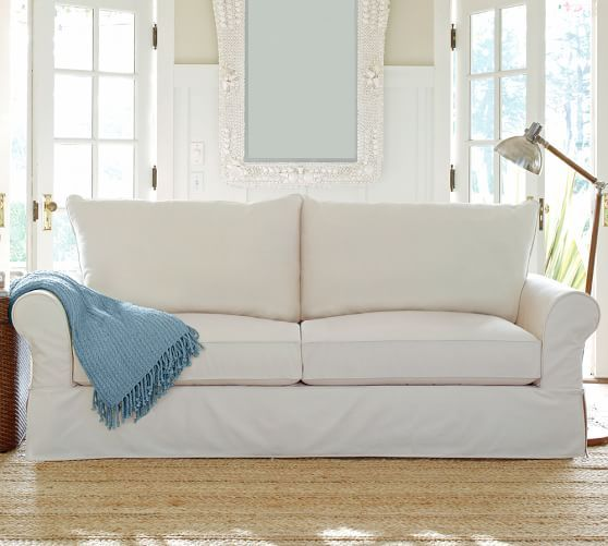 Pb Comfort Roll Arm Furniture Slipcovers Home Pinterest