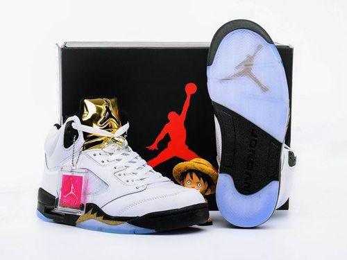 newest 31cd4 f9c80 Air Jordan 5 V Gold Tongue Men Shoes,Price  50