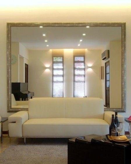 Espejos decorativos para comedor buscar con google for Adornos decorativos para sala