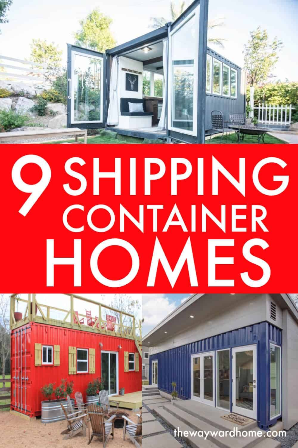 Shipping Container Homes 9 You Can Buy Right Now