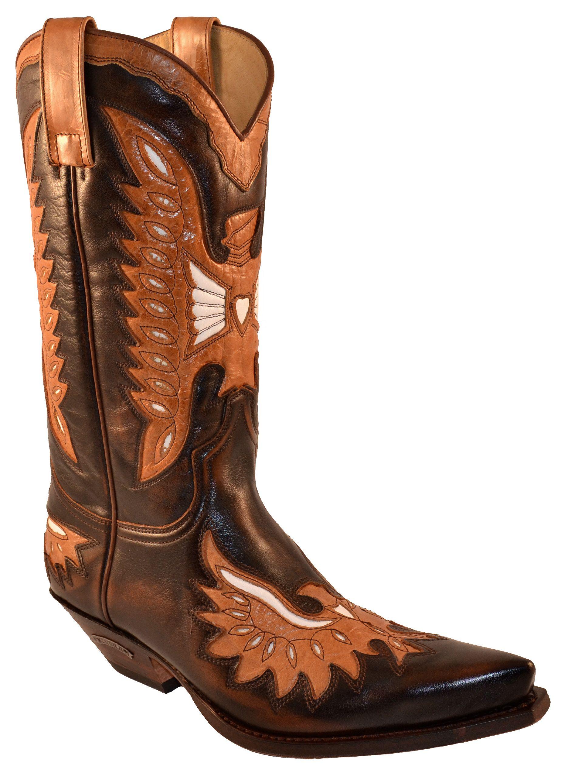 9fa8db4b0c8 Uno de nuestros modelos de Sendra que más gusta. Una bota cowboy ...
