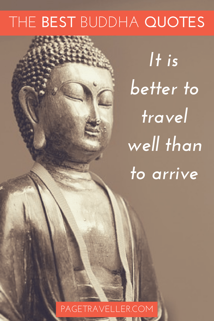 Statue Quotes Extraordinary The Best Buddha Quotes About Life For A Little Inspiration  Buddha