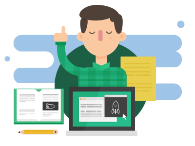 Resultado de imagen de delegar tareas ilustracion