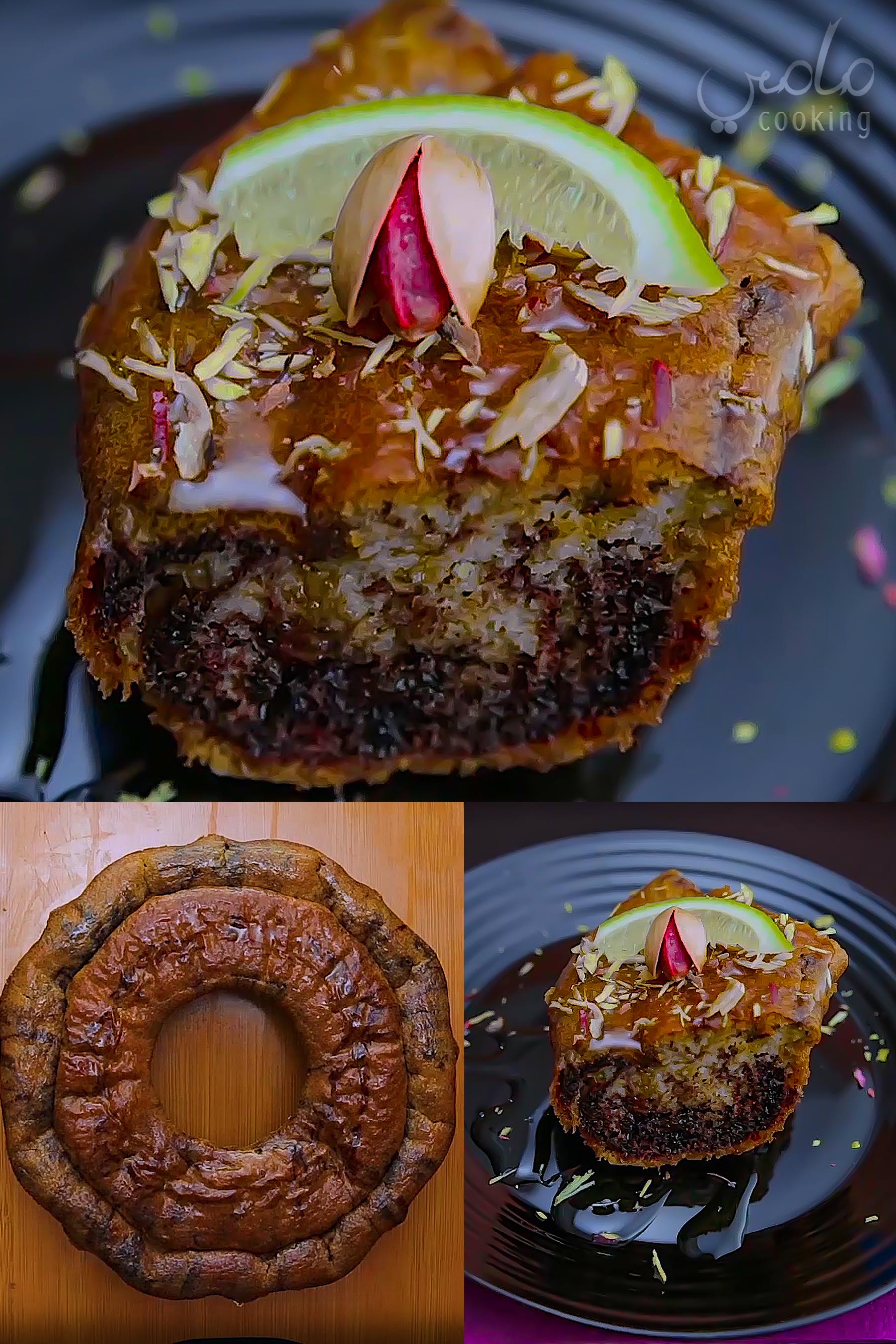 كيكة بالشكلاط عادية هشة ولذيذة بطريقة سهلة وسريعة Chocolate Cake Simple Ingredient Chocolate