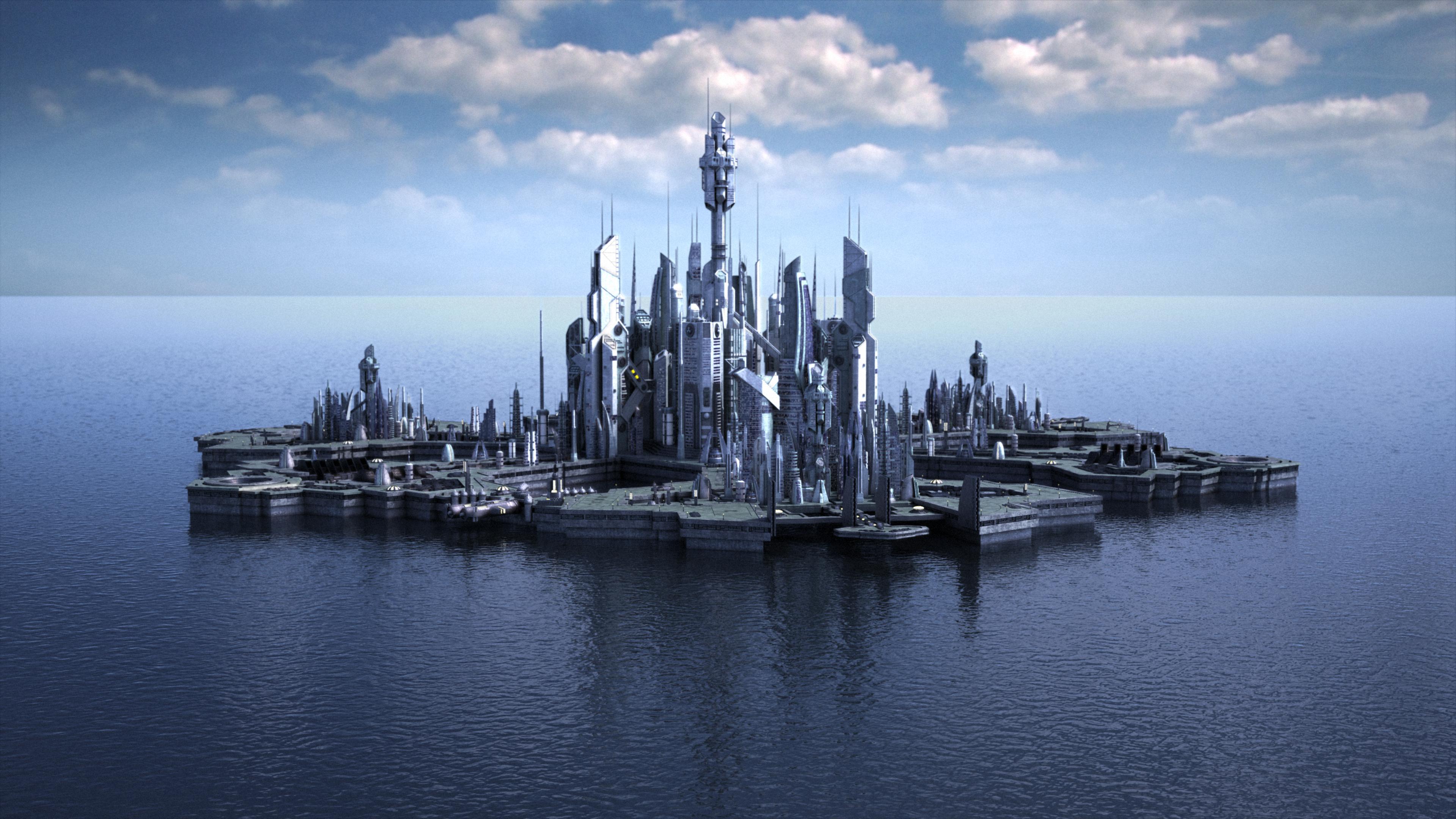Pin Von Heather Albert Auf References City X Stargate Stargate Atlantis Atlantis
