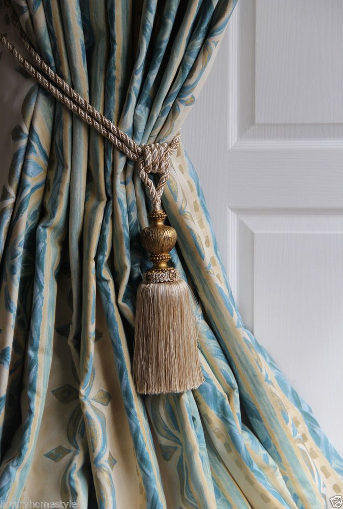 Pin By Soixante Treize On Air Castles Curtains Teal And Gold