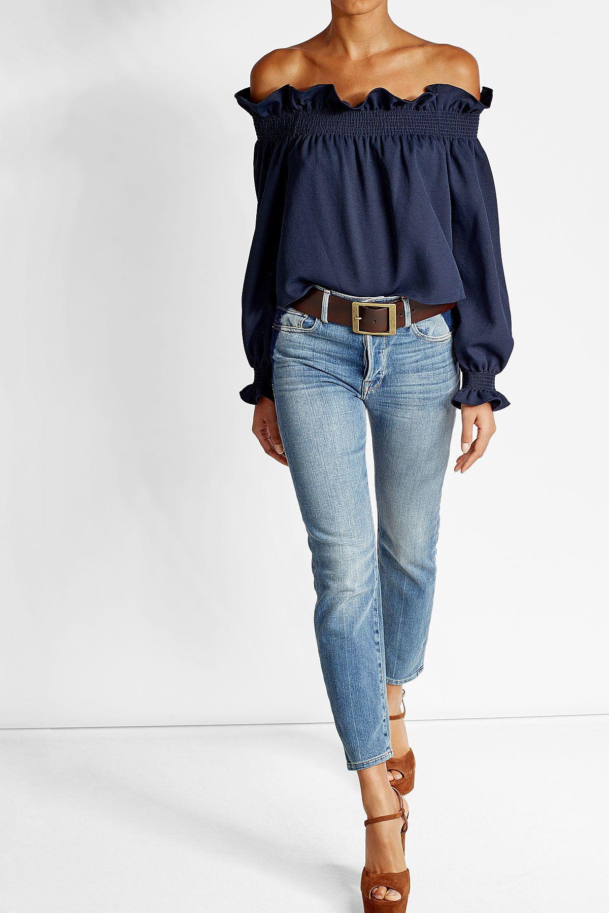 Resultado de imagen para jeans cinturon  7167d51f7508