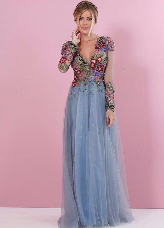 Pin de Moñai Torres en Vestidos de fiesta | Pinterest | Vestidos de ...