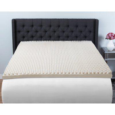 Beautyrest Bigsleep 3 In Egg Crate Convoluted Foam Mattress