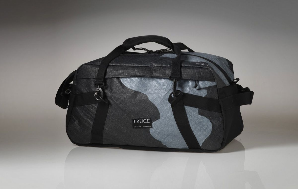 Special Edition 34th AC Defending Champion Duffle Bag   Packs and ... 17b194293f