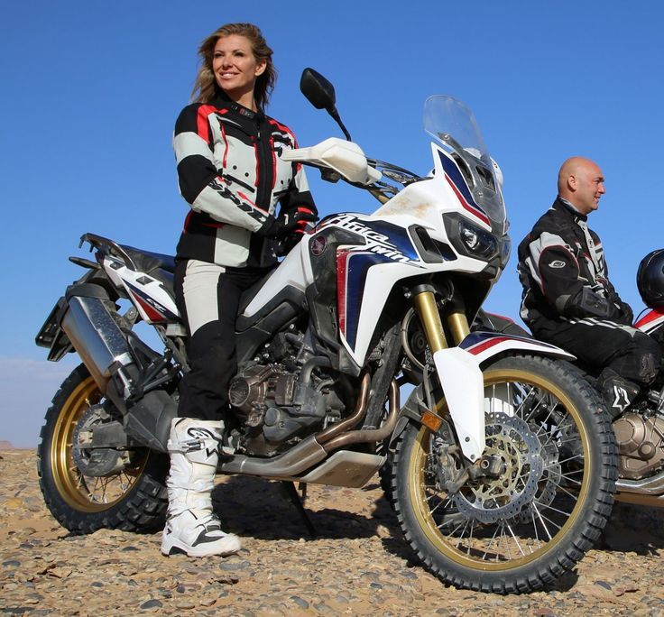 New 2016 Honda Africa Twin Pictures Released
