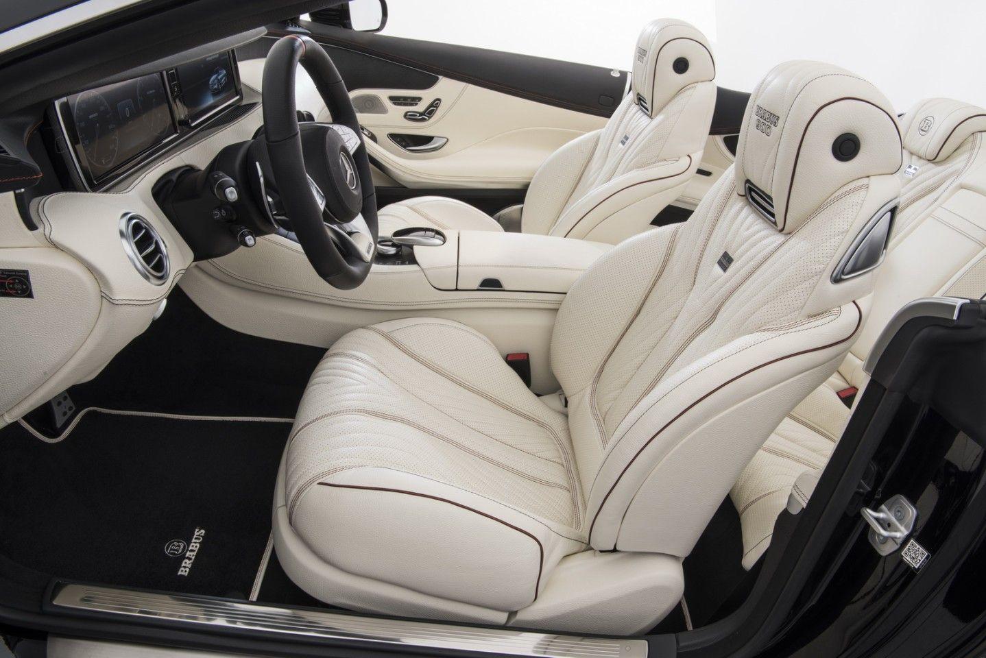 Brabus Rocket 900 Cabrio world's fastest fourseat