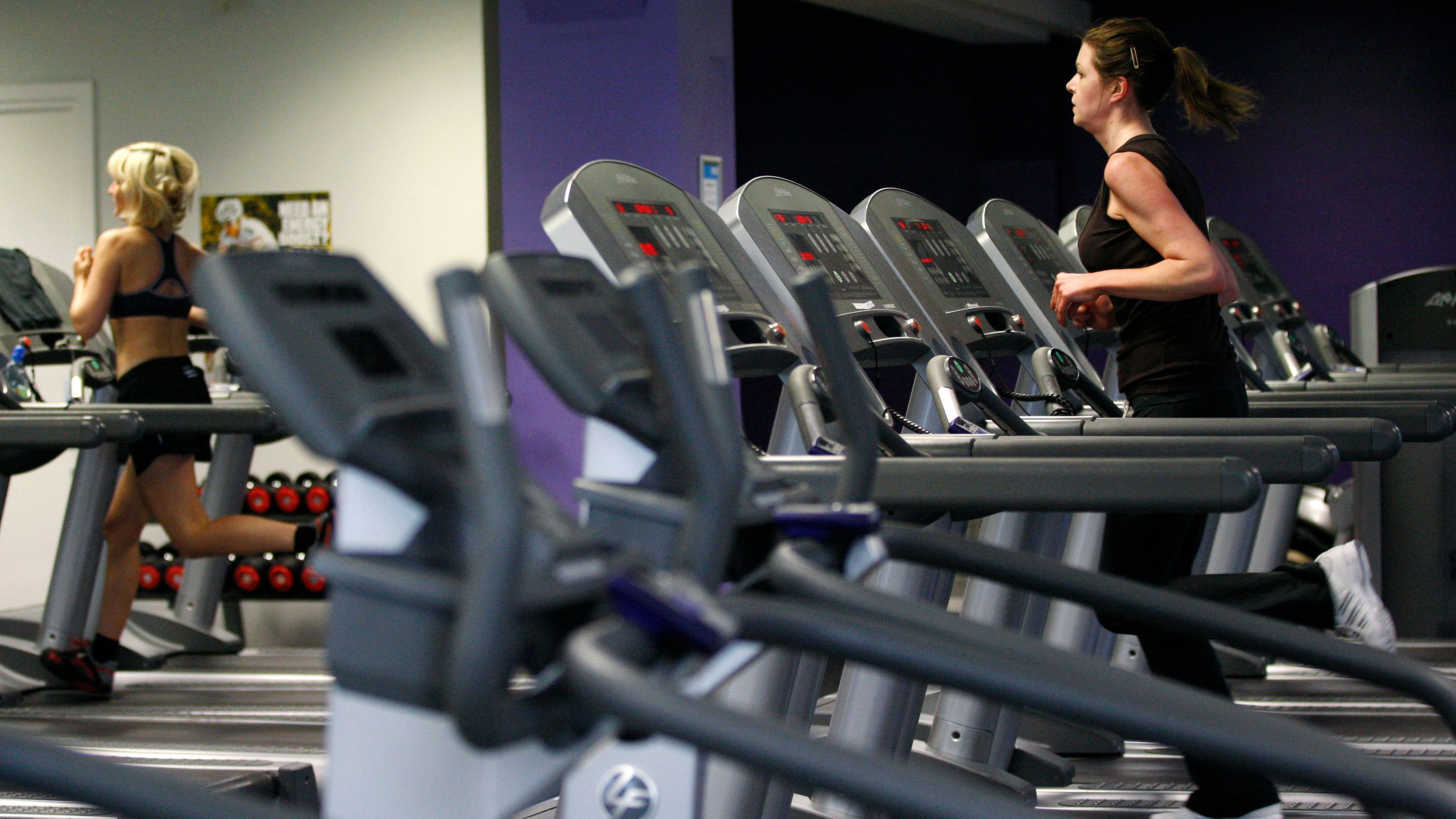 Federal government announces new physical fitness