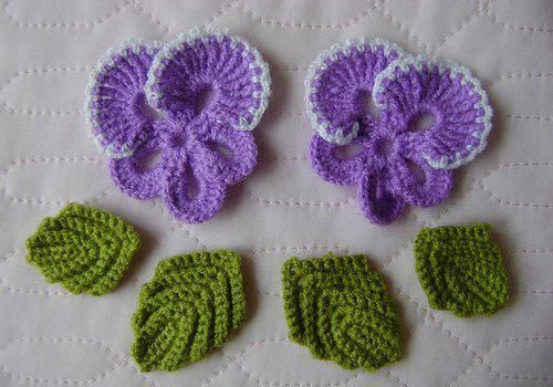 HER TELDEN HOBİ means free picture pattern for pansies. Cute ...
